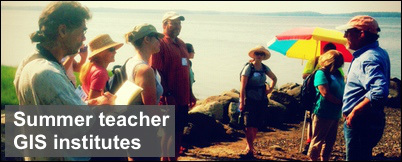 2014 Summer GIS institutes available for teachers