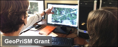 GeoPriSM grant supports teachers using GIS